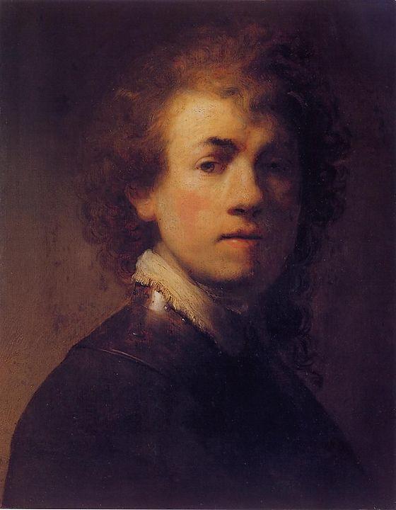 Rembrandt van Rijn, zijn zelfportret