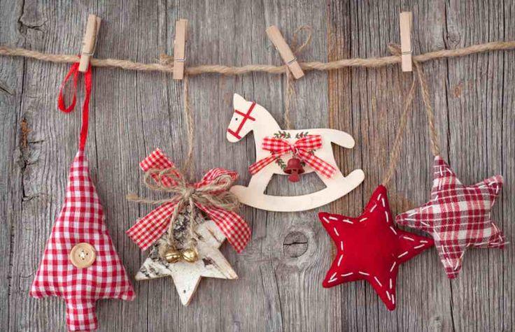 ozdoby świąteczne, dekoracje świateczne, Boże Narodzenie