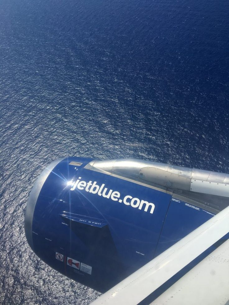 Full Review On Board JetBlue's Special Air Show Flight