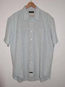 Wrangler Men's XL Short Sleeve Shirt - FREE P&P