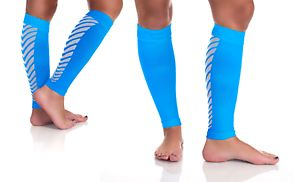 Pair of Remedy Calf Compression Sleeves