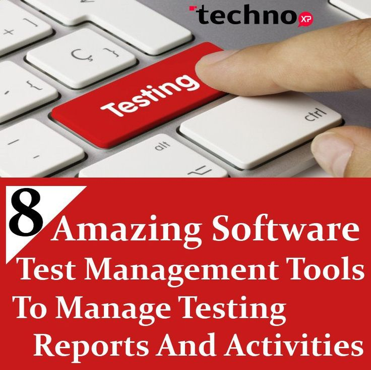 8 Amazing Software Test Management Tools To Manage Testing Reports And Activities