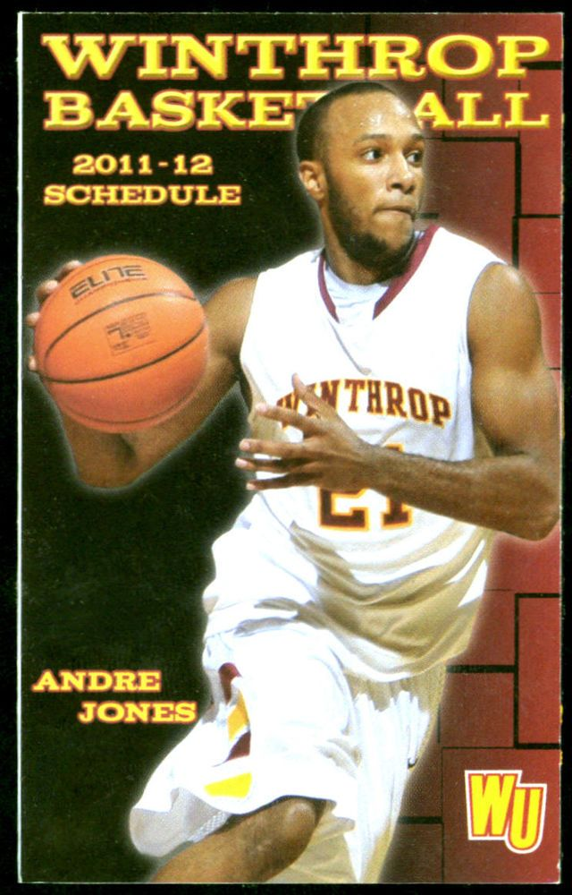 2011 12 Winthrop Eagles Fast Lane Mens And Womens Basketball Pocket Schedule Pocket Winthropeagles Schedu Womens Basketball Basketball Basketball Schedule