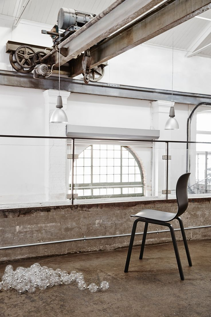 Neo Lite chair, design: Fredrik Mattson   Styling: Katrin Bååth   Photo: Sara Landstedt