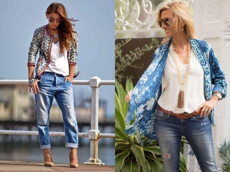 Como usar jeans, leggings e jeggings