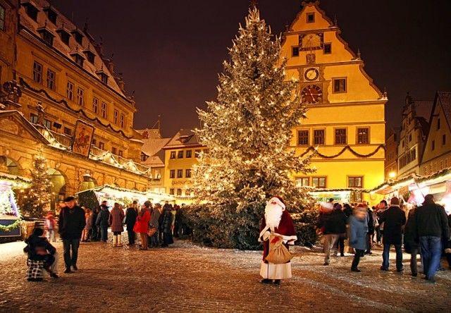 Dodici straordinari eventi del Natale in Germania