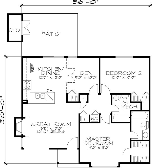 Garage Plan Chp 17570 At Coolhouseplans Com: 24 Best Images About House Designs On Pinterest
