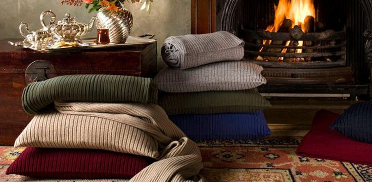 Haremlique aims to bring comfort and warmth to your home with the look and feel of pure luxury.Throws and rib-knit pillows consist of 100% cashmere, or a combination of silk and cashmere.