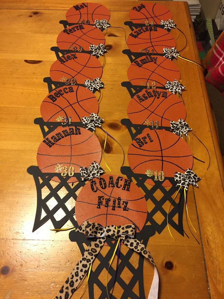 basketball craft ideas 17 best ideas about basketball decorations on 1097