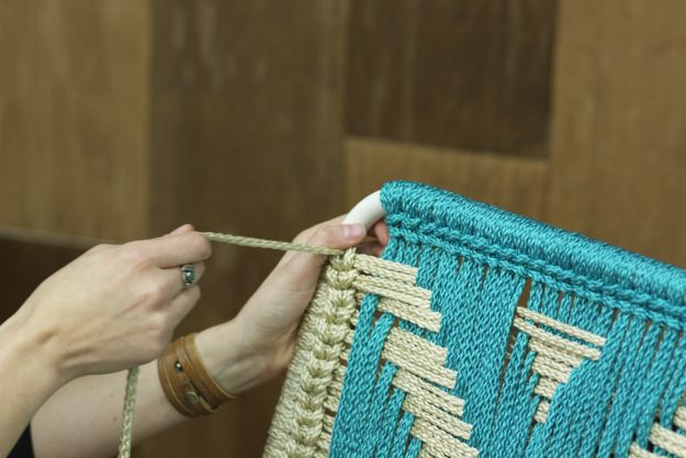 46 Best Images About Macrame Chair Patterns On Pinterest