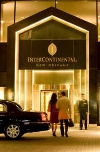 Hotel InterContinental New Orleans, 444 St. Charles Avenue, New Orleans, Louisiana United States - Click 'n Book Hotels