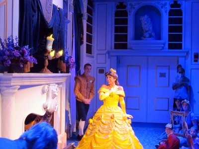 Preview Of Enchanted Tales With Belle In Fantasyland
