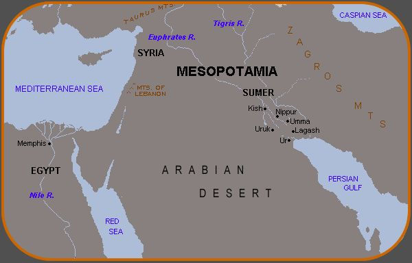 Mesopotamia Old Maps Pinterest - World map jordan river