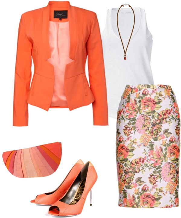 """""""Spring Fever"""" by b-ayesha on Polyvore"""
