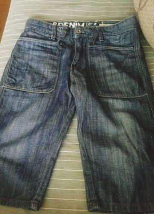 Kup mój przedmiot na #vintedpl http://www.vinted.pl/odziez-dziecieca/spodenki/10257496-krotkie-jeansowe-spodenki-hm-dla-chlopcow