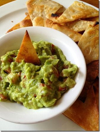 Perfectly Simple Guacamole