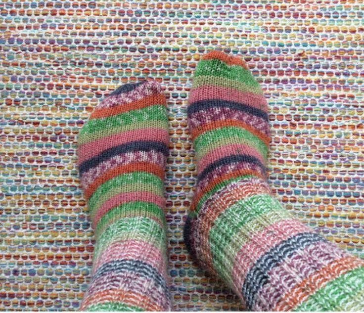 Marsa's summer socks
