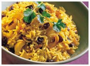 Ινδικό ρύζι