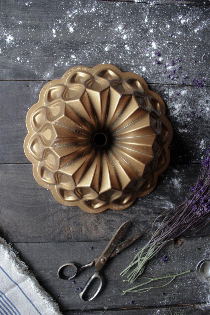 Nordic Ware's 70th Anniversary Crown Bundt