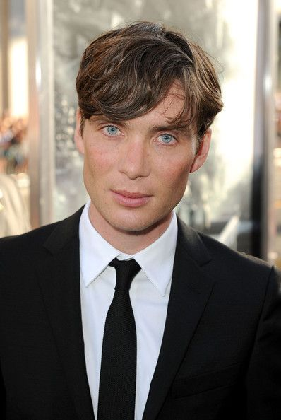 """Cillian Murphy- great actor. He does crazy Wierd and serous so good! I loved him in that movie """"In Time"""""""