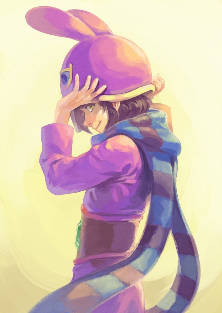 Ravio (A Link Between Worlds) by tsumi (‏@iwtm_tr) #nintendo #legendofzelda #fanart