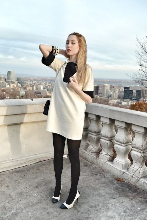 54350c088e179 Tights and Pantyhose Fashion Inspiration. Follow for more ...