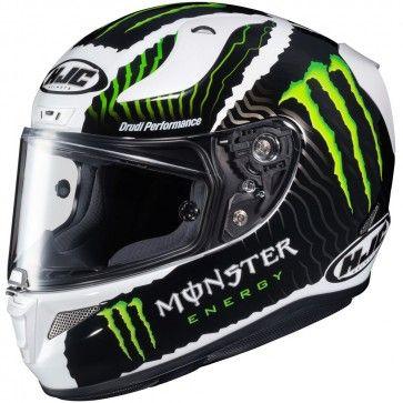 HJC RPHA 11 Pro Monster Military White Sand Mens Street DOT Motorcycle Helmets