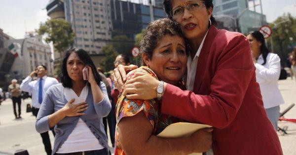 La ciencia explica el 'síndrome del corazón roto' después de un sismo - EL DEBATE