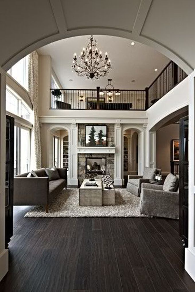 25 best ideas about dark hardwood flooring on pinterest - Dark hardwood floor living room ideas ...