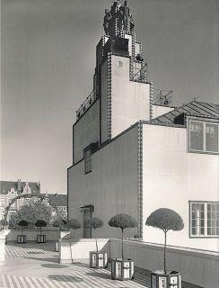 Movimiento Art Deco: Palacete Stoclet (Bruselas, 1911)