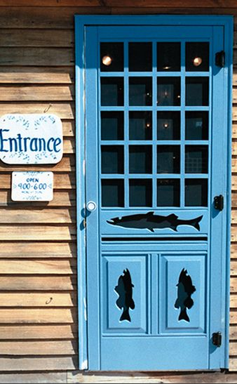 Sheepscot Screen Door. & 14 best Sheepscot River Pottery images on Pinterest   Ceramic store ...