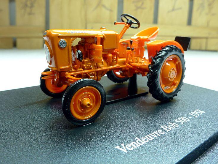 Французский УХ Универсальные Хобби 1:43 VENDEUVRE БОБ 500-1958 старинных тракторов модели Сплава сельскохозяйственная модель автомобиля