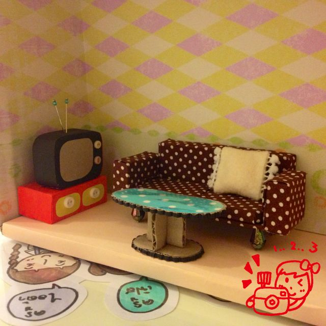 My New Diy Doll House For Mini Lalaloopsy Is Still In Progress.