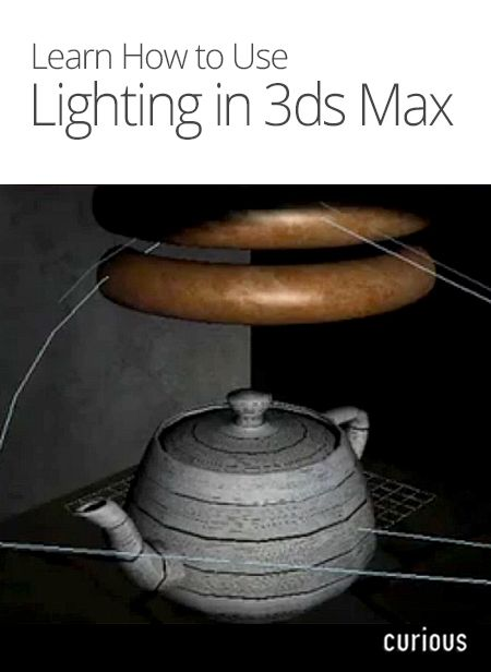 How to Use Lighting in 3ds Max