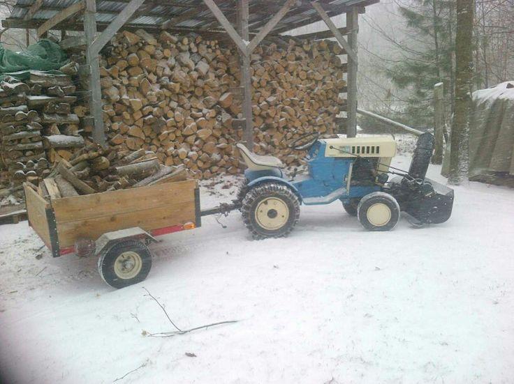 Antique Sears Tractors : Best sears garden tractors images on pinterest lawn