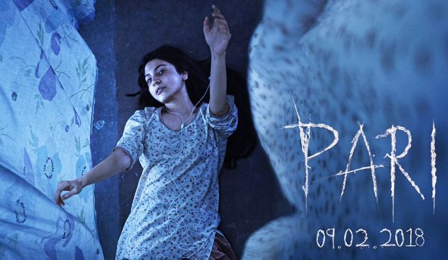 We all have been habituated to see Anushka Sharma in the ultra-glamorous avatar.Anushka shared her new poster from her upcoming film Pari and yes, it is re