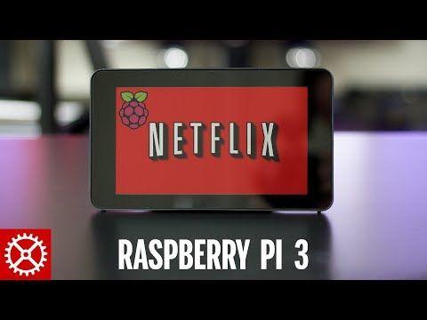 Netflix on Raspberry Pi 3 Running Natively: 3 Steps