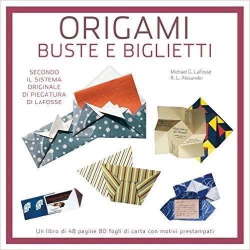 Una raccolta di 15 raffinati modelli, ideati da noti origamisti, vi permetterà di creare diversi design di lettere, buste e biglietti con un tocco ancora più personale