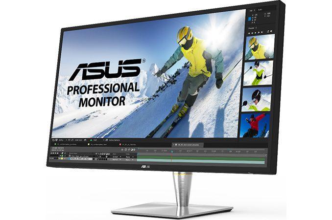 ASUS ProArt PA32U Display: 4K, 1000 Nits Brightness, 95% DCI-P3, 85% Rec. 2020