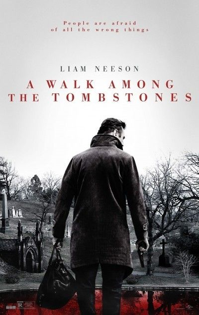 A Walk Among the Tombstones with Liam Neeson. I want to see this.