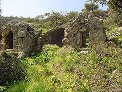 Places of interest near Sougia, south Crete
