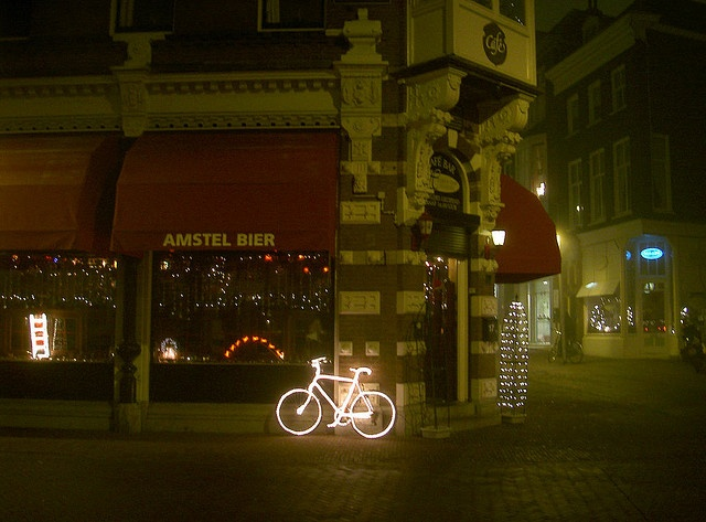 This is in Arnhem, not Amsterdam, but still The Netherlands!