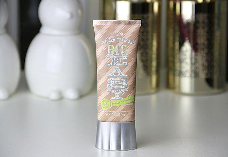 Big Easy: o BB Cream FPS35 da Benefit