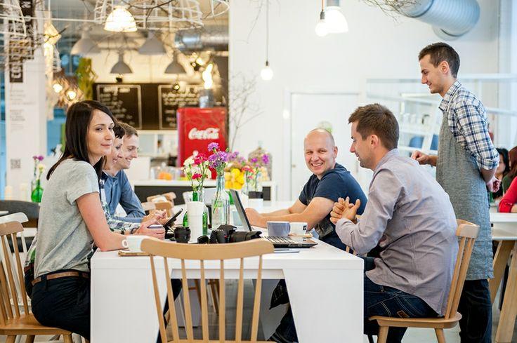 business, restaurant, innovation, interior, Poznań, conferences