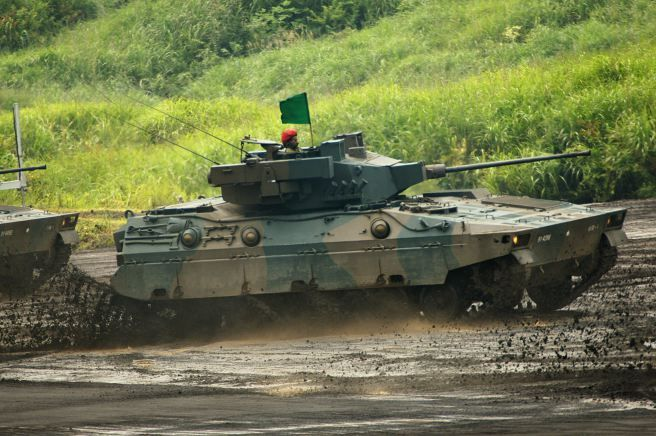 Mitsubishi Type 89 IFV – Japan