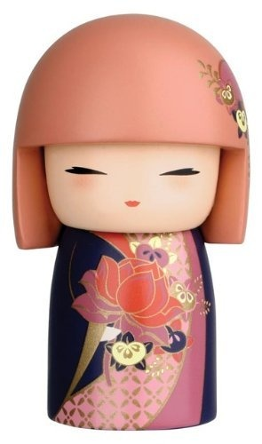 """- Kimmidoll™ Nonoko - 'Carefree' - """"My spirit is cheerful and hopeful. With your positive and happy disposition, you know the freedom of my spirit. May you always live life with a joyful spirit and a hopeful heart."""""""