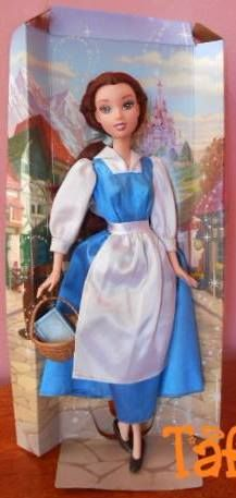 Belle doll with peasant dress | I want it ...