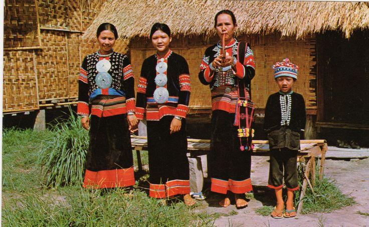 Resultado de imagen para los Lahu