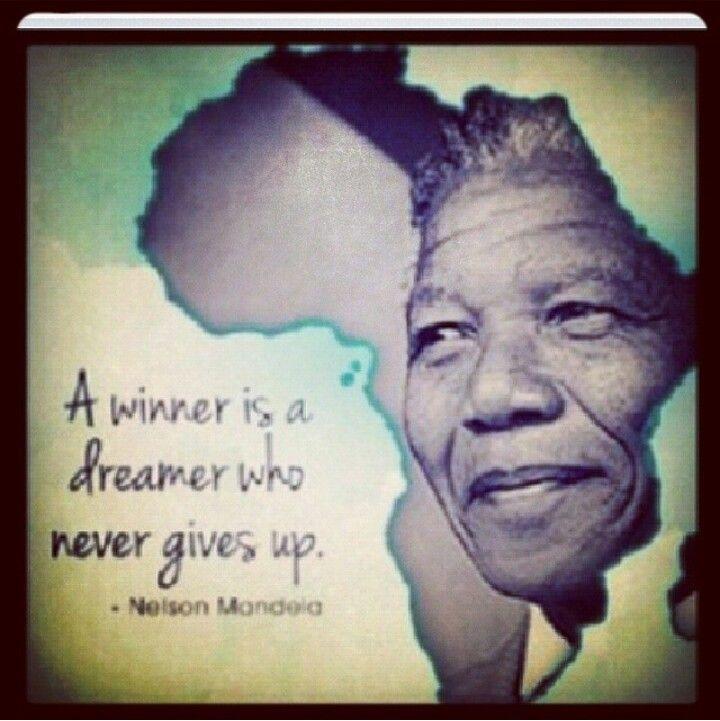 Dream quotes #Nelson #Mandela