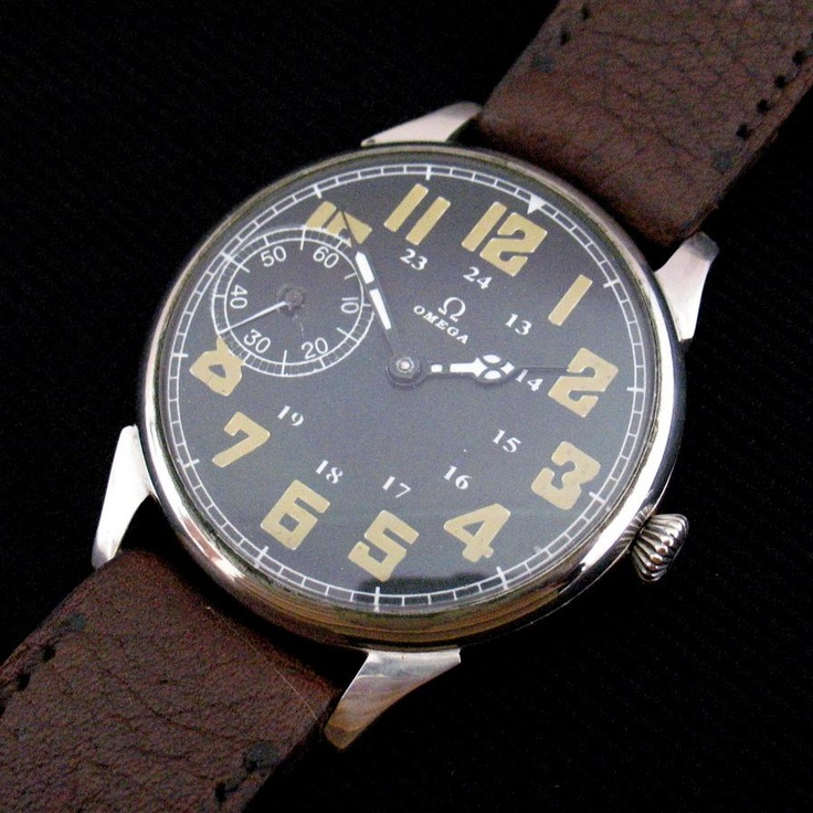 Omega Military Vintage